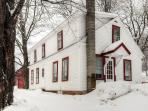 Bridgewater Country Cottage in the Winter