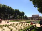 Square Gambetta, Carcassonne