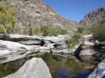 Sabino Canyon nearby
