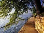 Lungo mare - seaside promenade