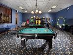GAME ROOM OF RESORT