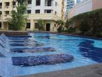 Spacious Lap Pool
