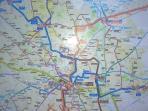 un plan du réseau Tram...et d'autres à suivre...Notre Dame de Sablassou
