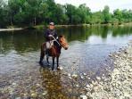 Horse riding provided by Enjoy Inn3