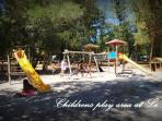 Kids Play 3 minutes from Chateau Bavolier
