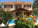 Spacious villa Hatira. All private and waiting for you.