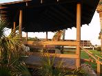 beachside cabana