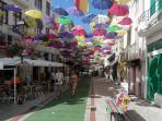 Agueda fun street