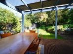 Private Backyard