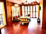 Living area (Airconditioned)