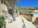 Begonia suite terrace