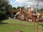 Hobbledown Farm in Epsom