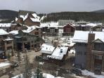 BONUS PHOTO:Winter View From Balcony