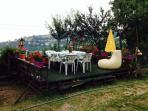 Restful Great Black Sea View Deck