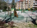 jardin d'enfants au sein de la résidence