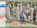 2 minutes way from Waikiki beach