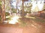 Fenced Natural Lot