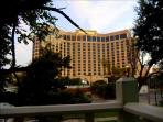 View of Beau Rivage Resort on the Gulf 700 ft. away. 2-min.walk to slots & great restaurants!!!