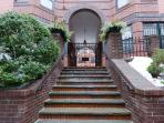 Stay Alfred Boston Vacation Rental Entrance