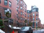 Stay Alfred Boston Vacation Rental Building