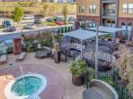 Stay Alfred Nashville Vacation Rental Hot Tub and Cabana