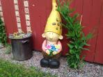 Der Gartenzwerg Otto