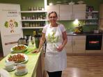 Die roh/vegane Kochschule
