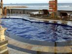 Private pool in resort