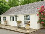 This is the Coach House, a three bedroomed annexe just metres from the Main House