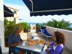 breakfast sul terrazzo 'Fiocco'