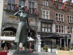 Marieke van Nimwegen in Nijmegen