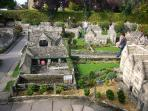 The Model Village in Bourton.