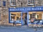 Great Place for Breakfast in Bourton by the River.