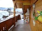 Het kleine balkon
