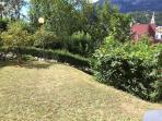 Le jardin - été