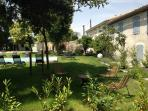 Carcassonne property with pool near medieval city