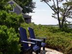 Adirondack Chairs for Enjoying the View