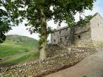 The Grade II listed Cruik Barn was the original school house for the hamlet of Martindale