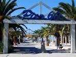 Famous Pier 60 Entrance...
