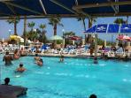 Our resort pool - one of THREE pools for your use