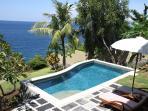 Private Pool and Ocean Views!