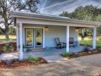 Casita Two, the second of the 2 freestanding cottages
