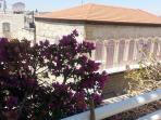 walking distance from western wall, temple mount, christian quarter, downtown jerusalem