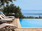 Rustic Mediterranean house for rent, Stari Grad, Hvar island