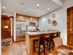 Blue Sky Kitchen Area Breckenridge Lodging Vacation Rentals