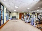 Blue Sky Common Exercise Room Breckenridge Lodging Vacation Rent