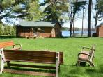 Welcome to your northwoods cabin vacation!