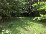 L'espace vert est un espace de détente et  de calme