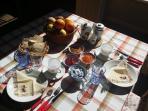 the breakfast - la colazione