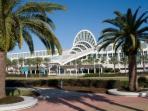 Orlando area rentals near the Orange County Convention Center